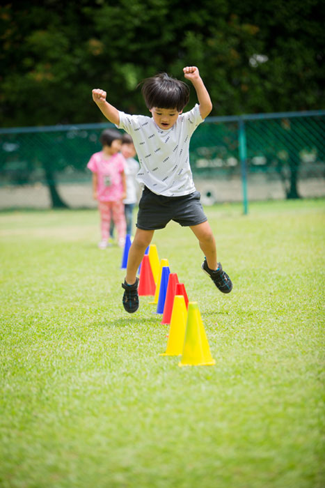 Heartfield Outdoor Play Sports time