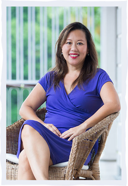 Heartfield Little Hands Founder Sherlyn Lee Lim